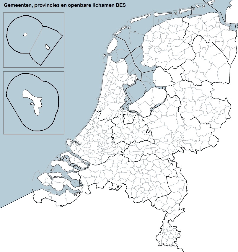 Map of the Netherlands & Other Dutch maps Dutch Map on