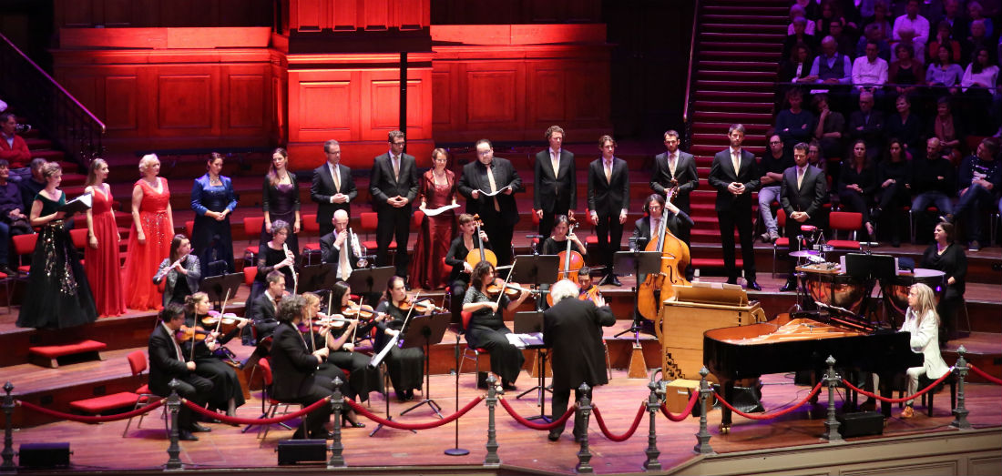 Classical Christmas concert at Concertgebouw
