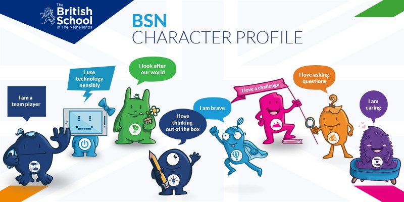 BSN character profiles