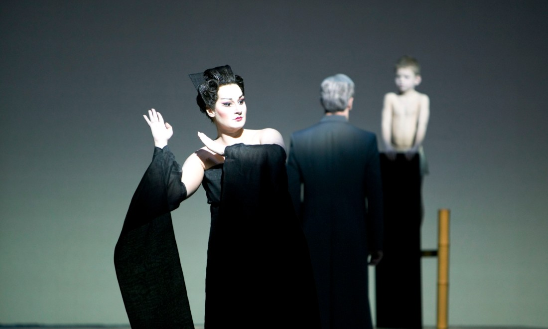 Madama Butterfly at the Dutch National Opera, Amsterdam