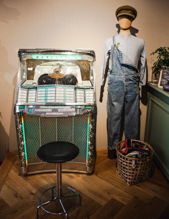 12 best vintage shops in Amsterdam