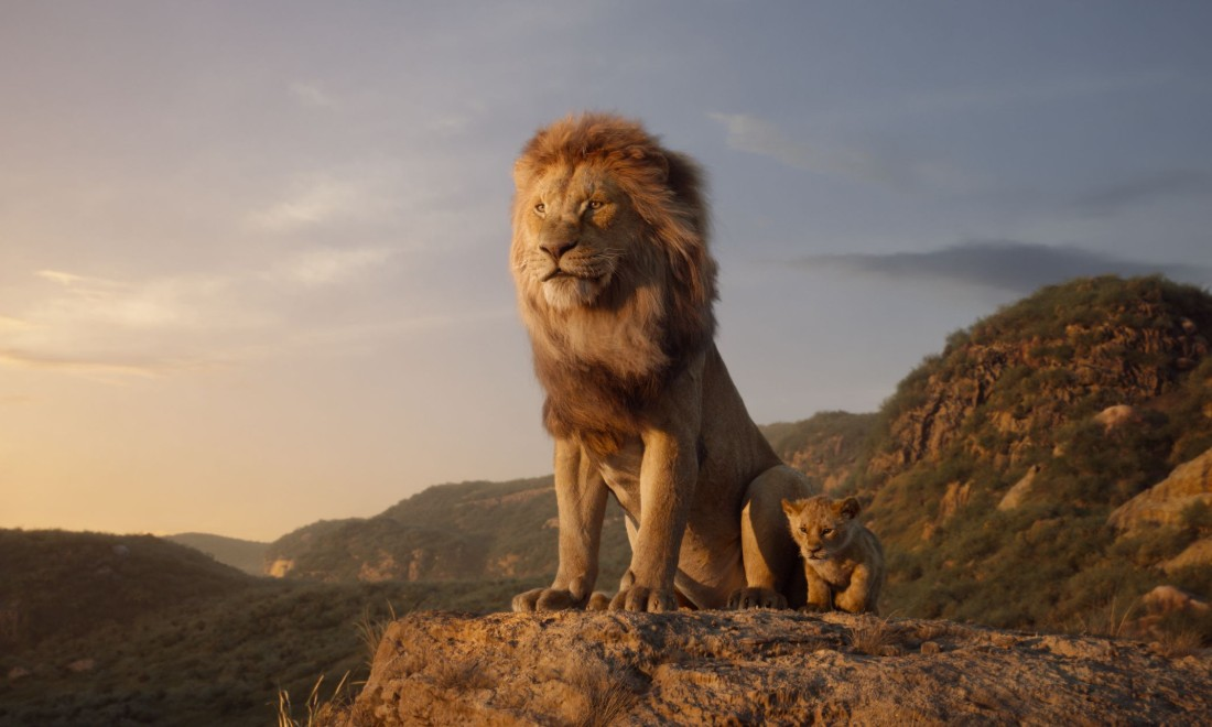 Lion King at Pathé