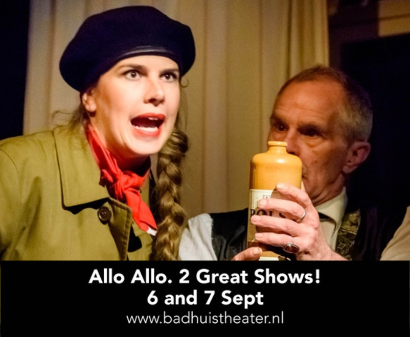 Allo Allo September performances
