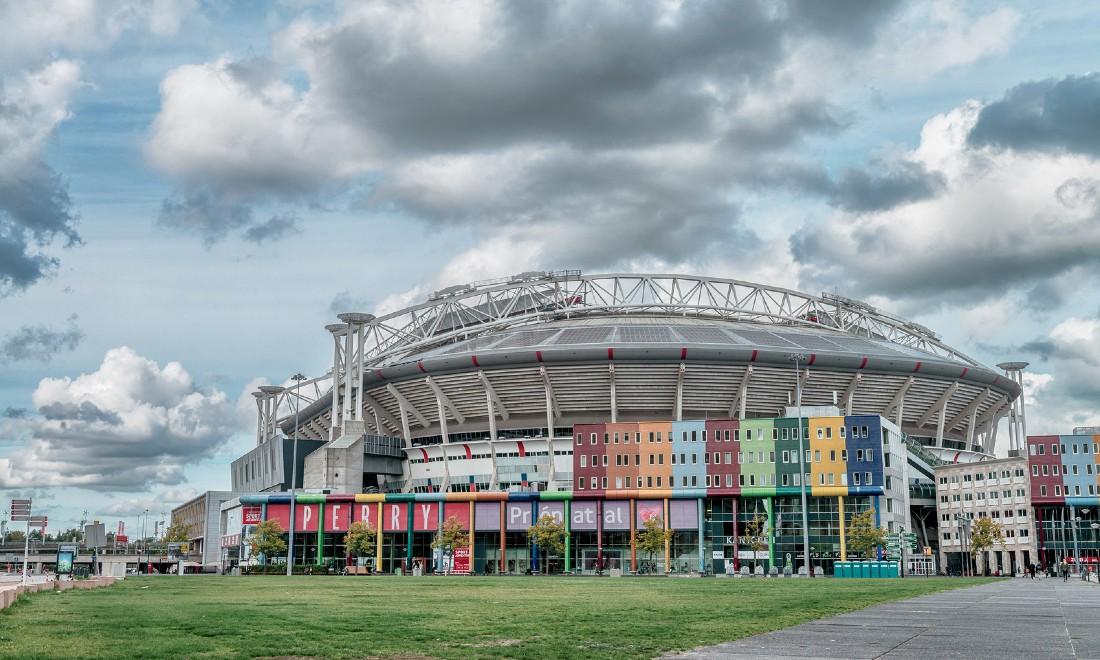 Johan Cruijf Football Arena Amsterdam