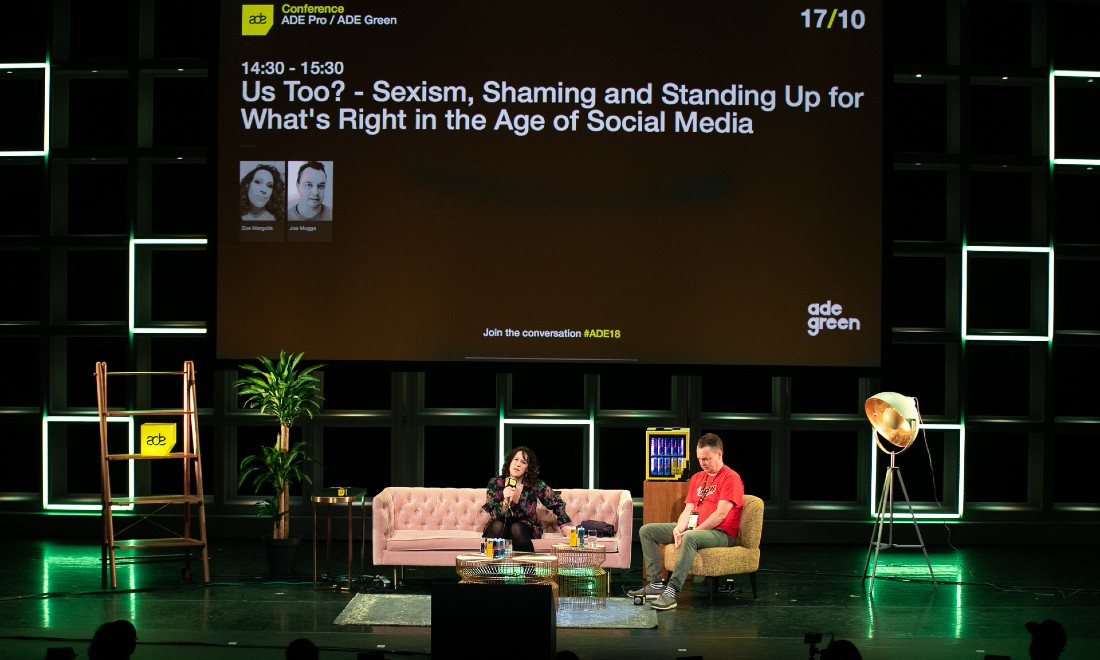 ADE conference 2018