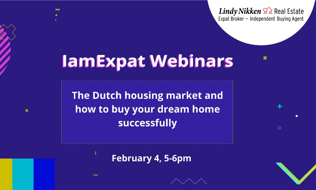 Lindy Nikken Dutch housing market webinar