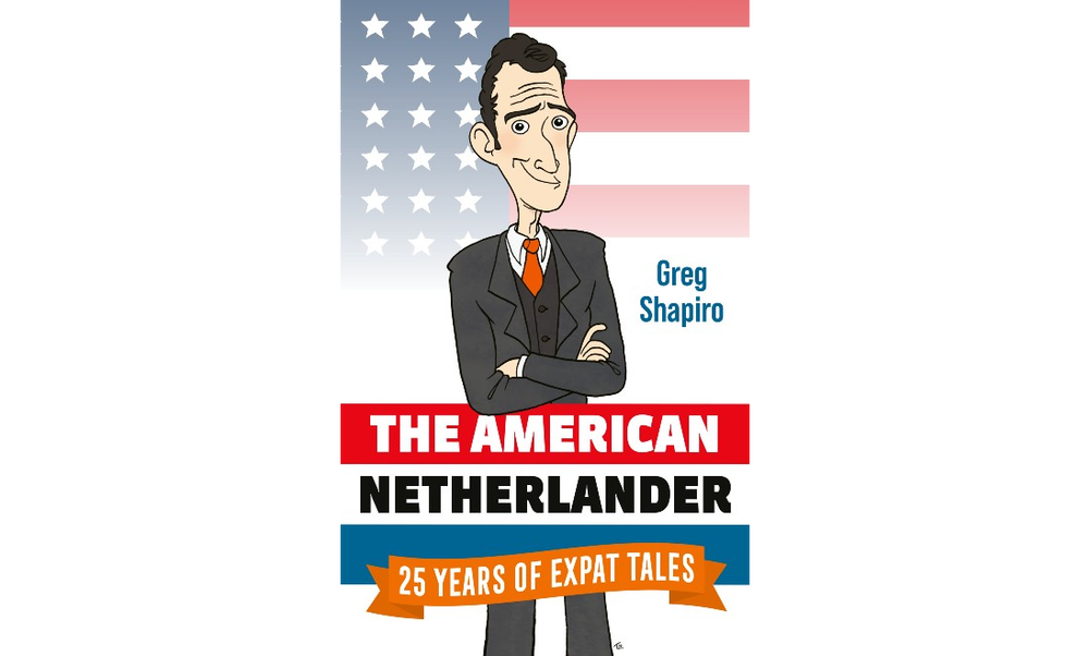 Win a copy of The American Netherlander by Greg Shapiro