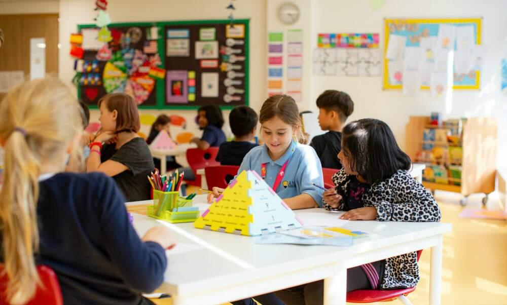 Amity International School Amsterdam: Individualised education