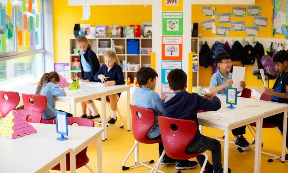 Spaces available at Amity International School Amsterdam