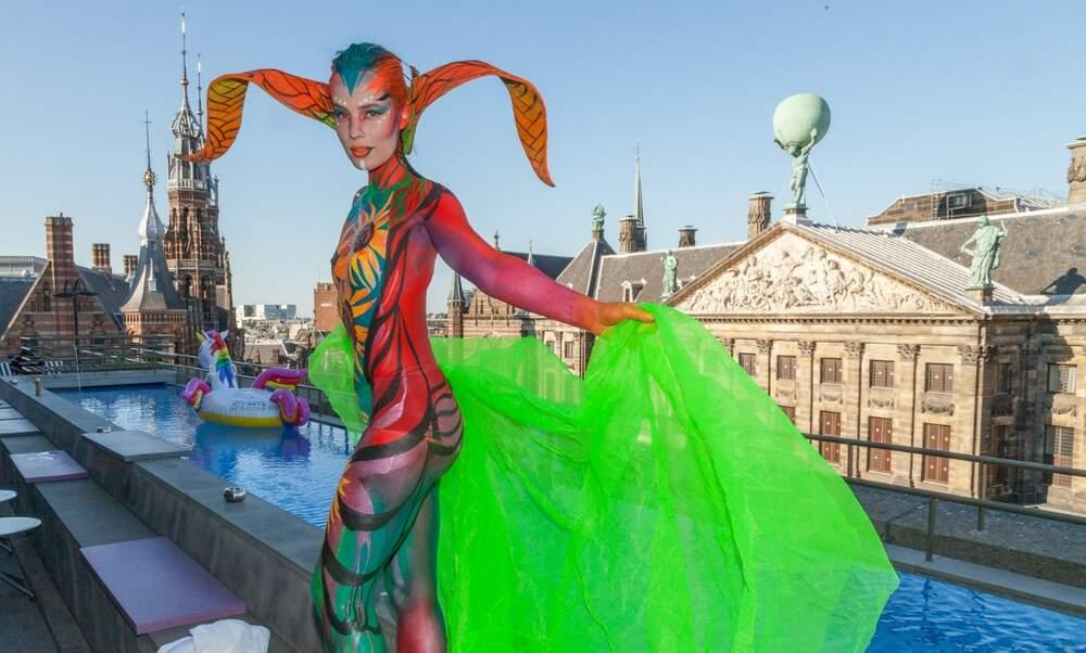 Amsterdam Bodypaint Art