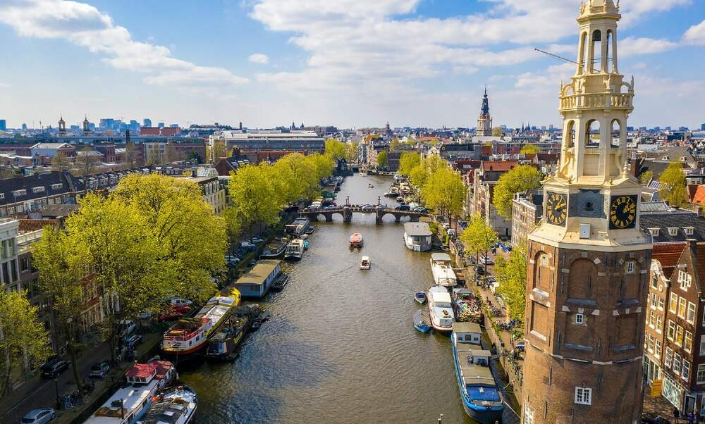 6 videos celebrating the history and culture of Amsterdam
