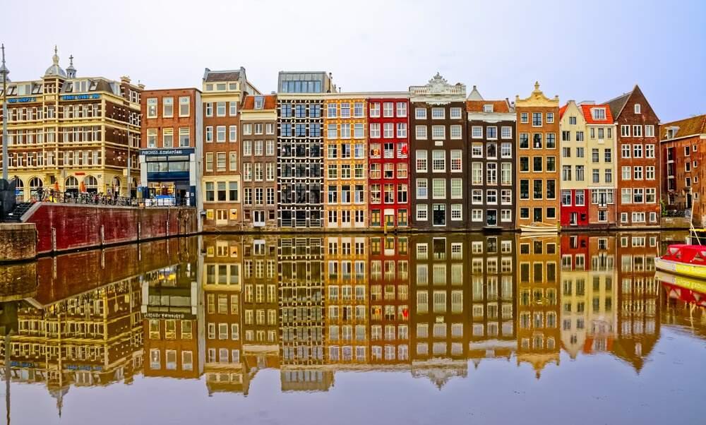 Coachruimtes Amsterdam