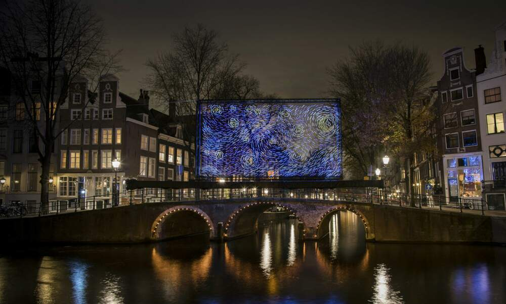 [Video] Amsterdam Light Festival 2018-19