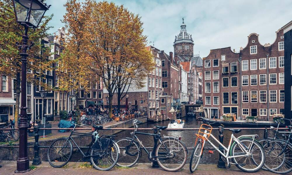 Smart Cities Index: Amsterdam ranks in the top 3