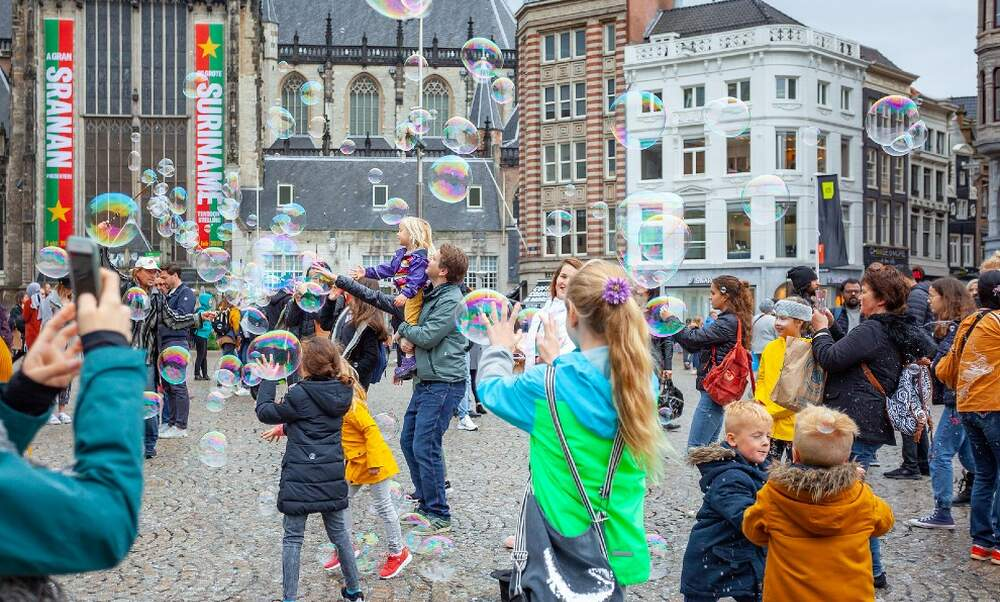 Dutch people are least concerned about their safety, survey reveals