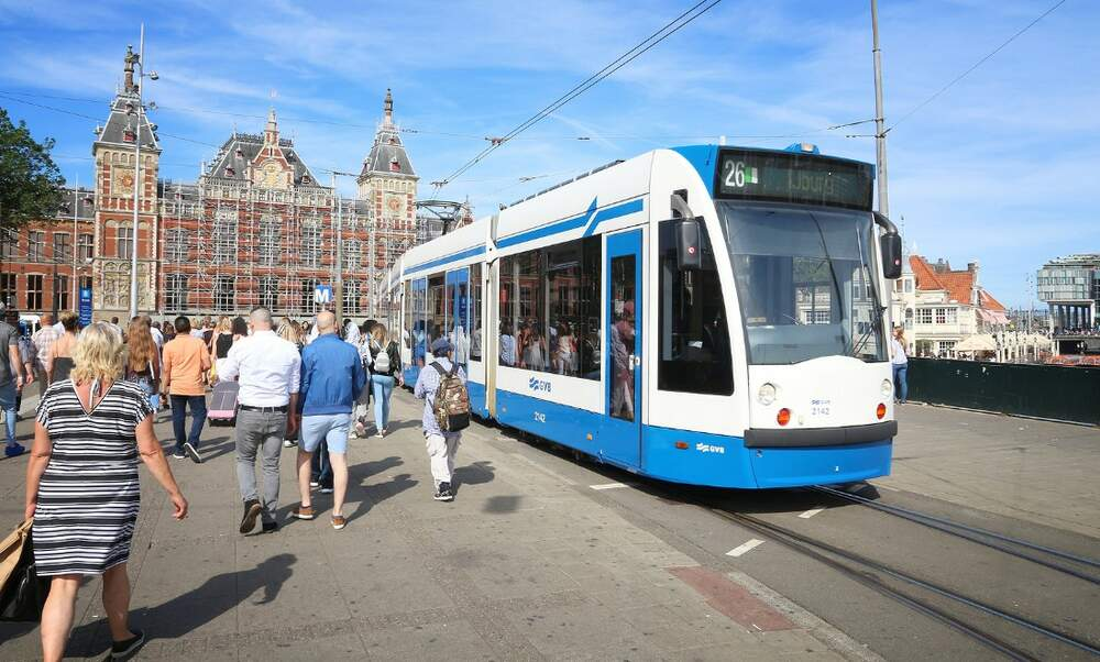 Public transport strike in major Dutch cities