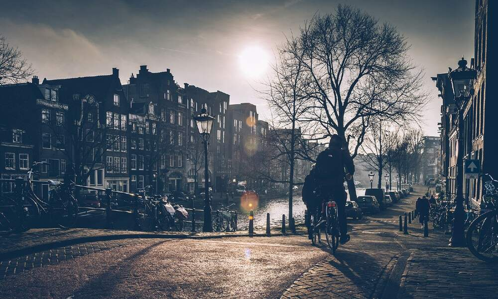 Monday was the warmest November 2 ever recorded in the Netherlands