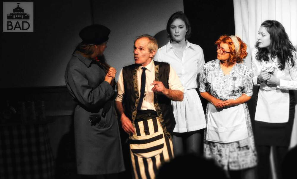 'Allo 'Allo by Badhuistheater