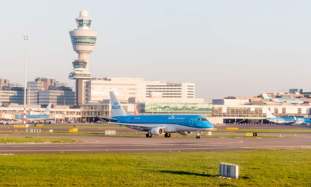 Dutch government wants to scrap flights between Amsterdam and Brussels