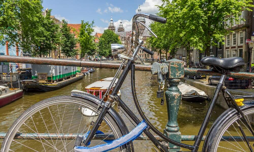Bike theft in the Netherlands has dropped, but the losses remain high