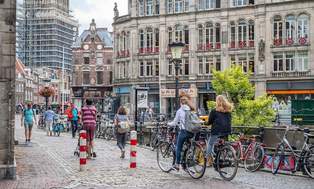 And the best bicycle city in the world is...