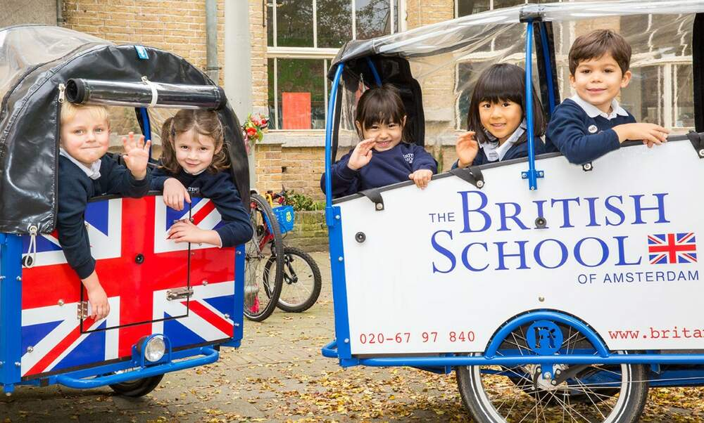 The British School of Amsterdam: Helping pupils feel at home for 40 years