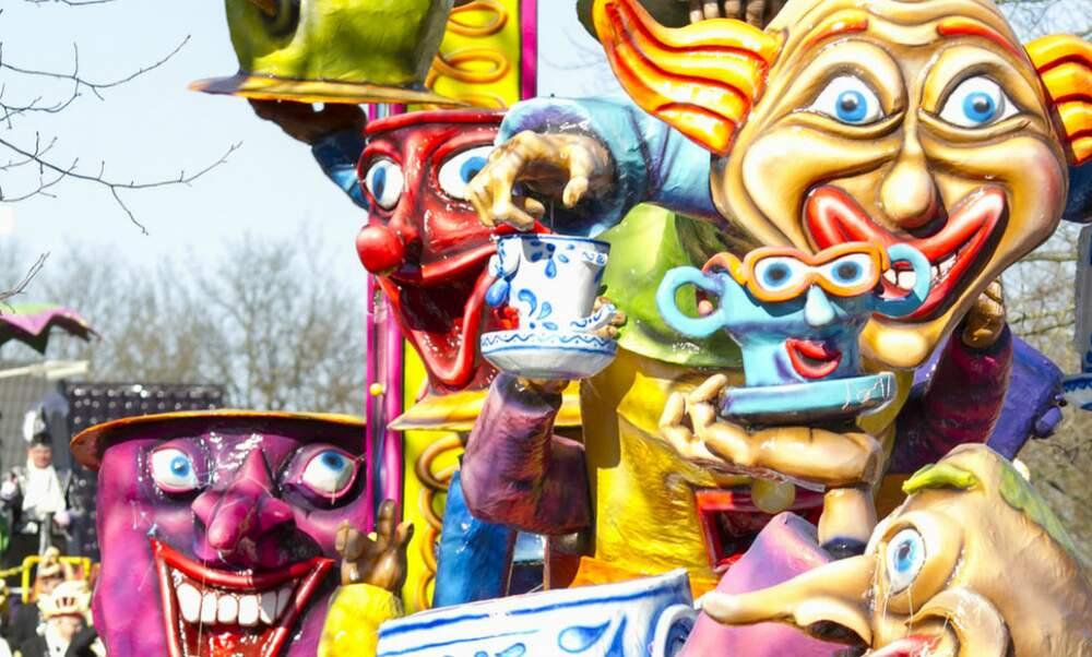 Carnival Parade Enschede