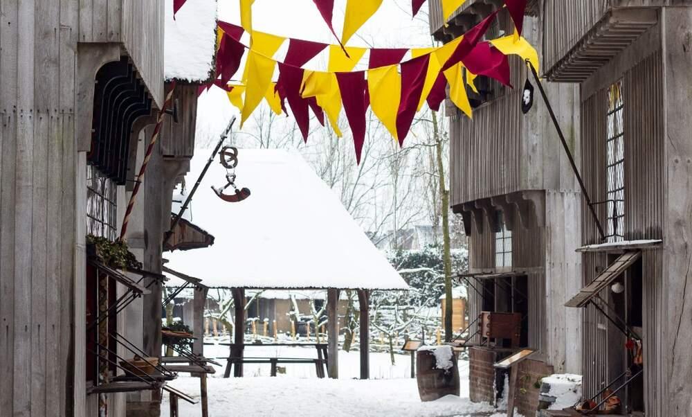 Celebrate Winter at Archeon