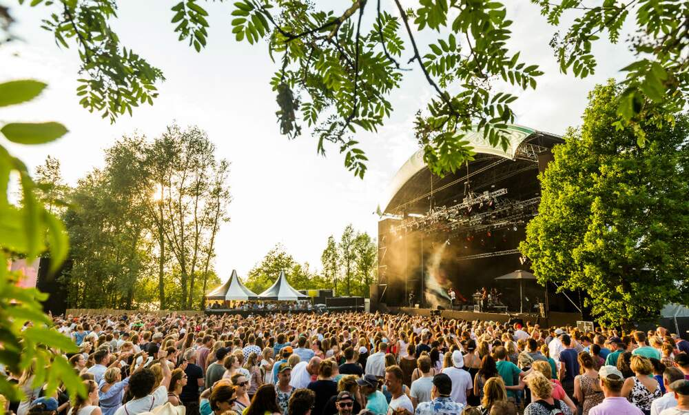 Central Park music festival