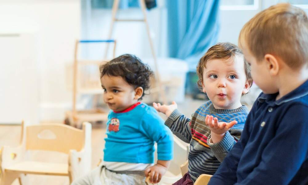 Bilingual childcare: Give your child the gift of language