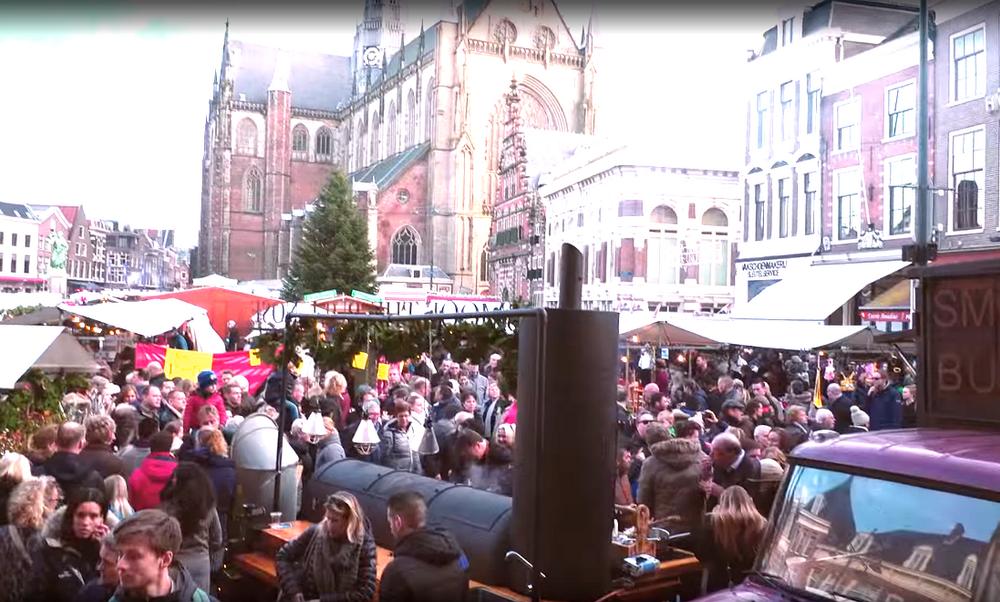 Christmas Fair Haarlem