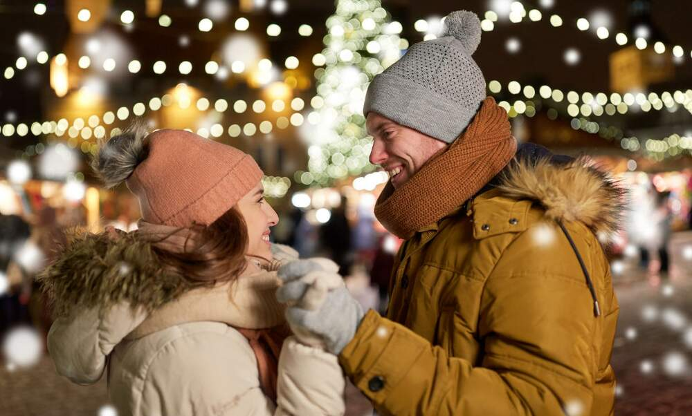 Ice Village Christmas Market | Amsterdam