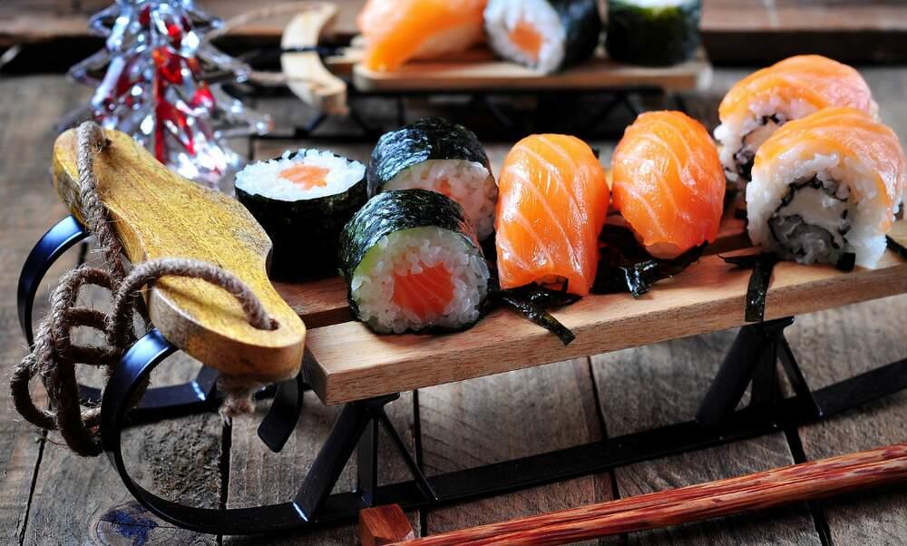 International Sushi Festival Christmas Edition