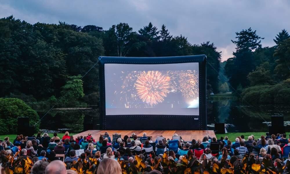 Top 12 open-air cinemas in the Netherlands