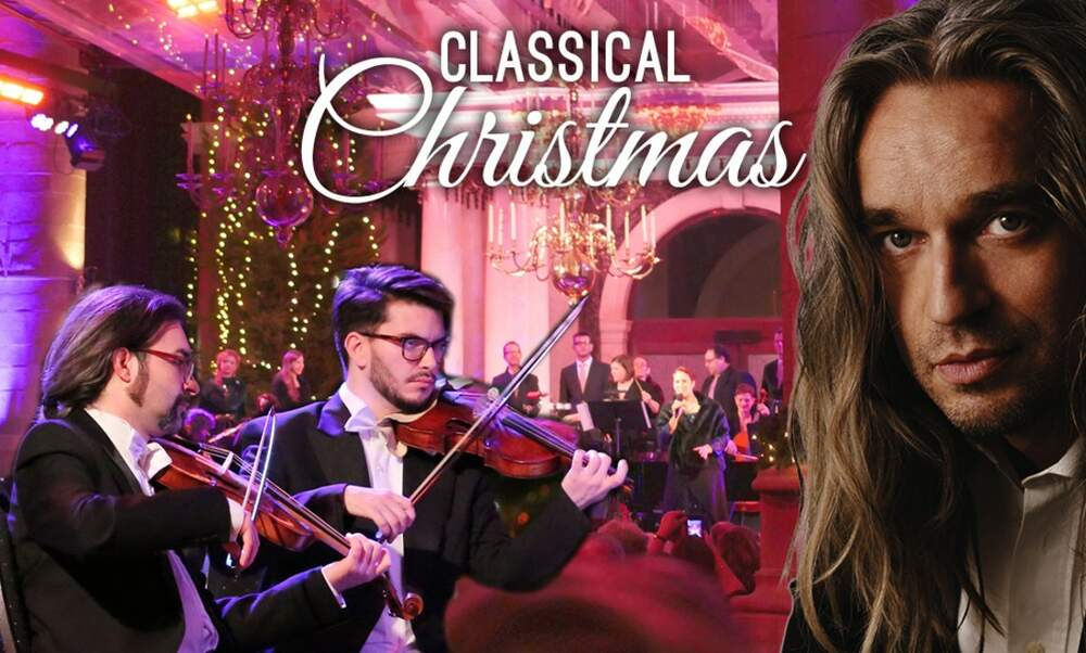 Classical Christmas featuring Jan Vayne