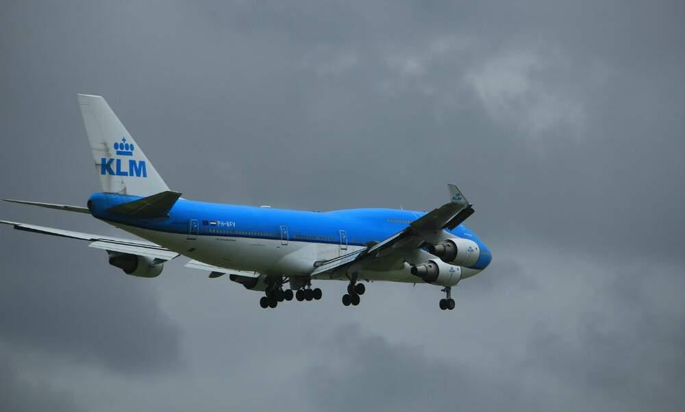 Code orange storm on Thursday: KLM cancels more than 200 flights