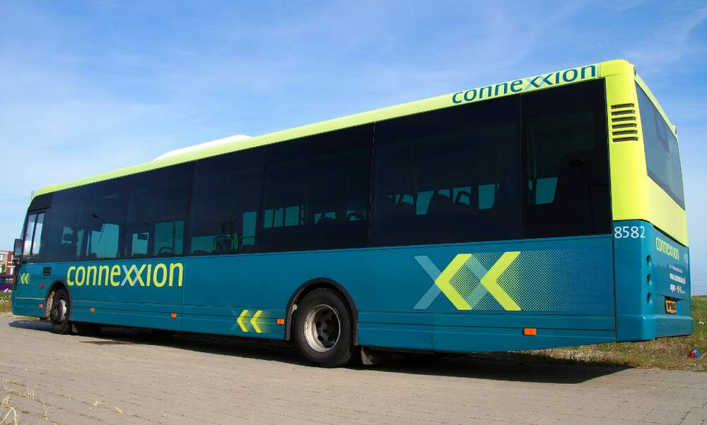 Bus driver's strike affects travellers to and from Schiphol amongst others