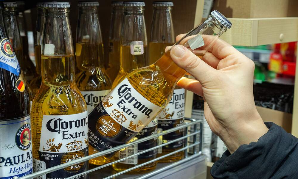 Sale of alcohol banned for the duration of quarantine