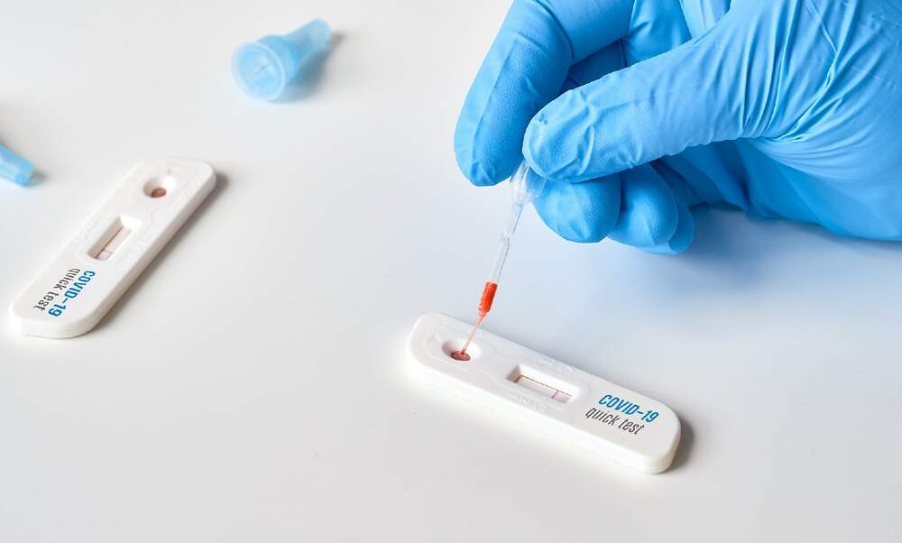 Rapid coronavirus tests one step closer to national roll out