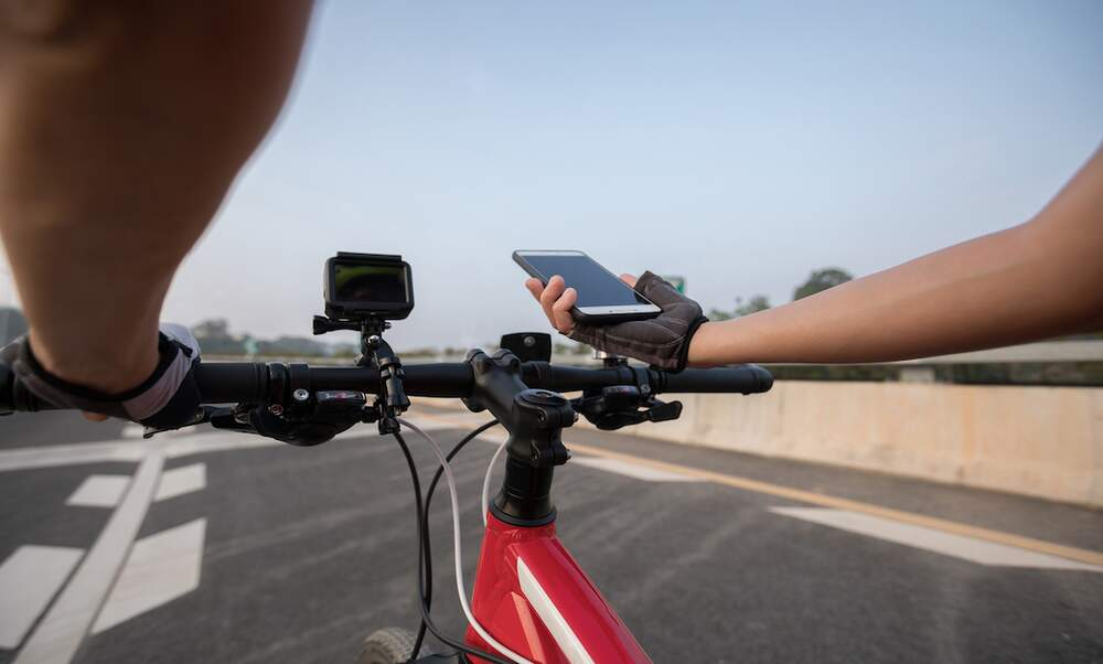 Over 9.000 cyclists have already been fined due to new ban