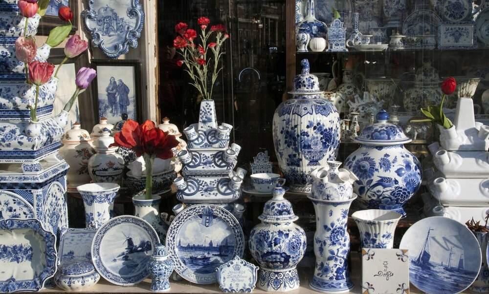 Delft Ceramica | international ceramics market