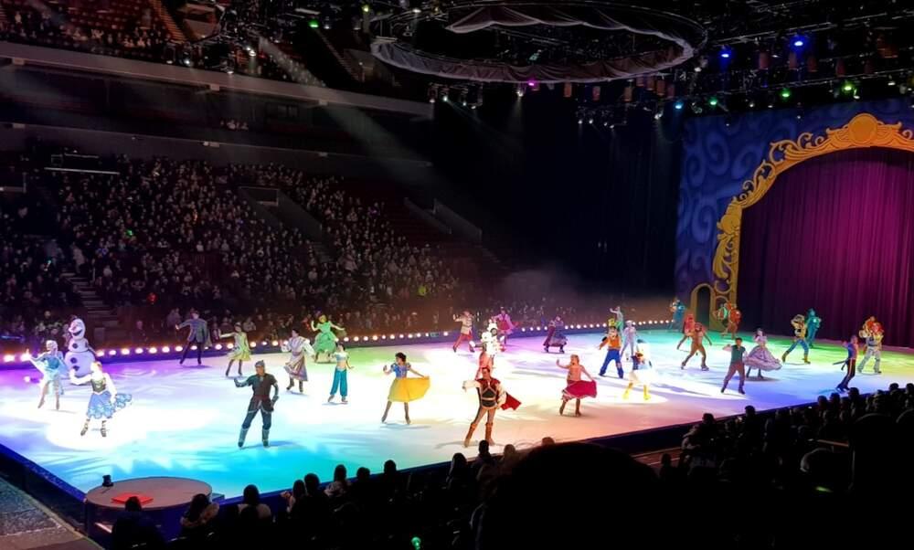 Disney on Ice presents Magic Ice Festival