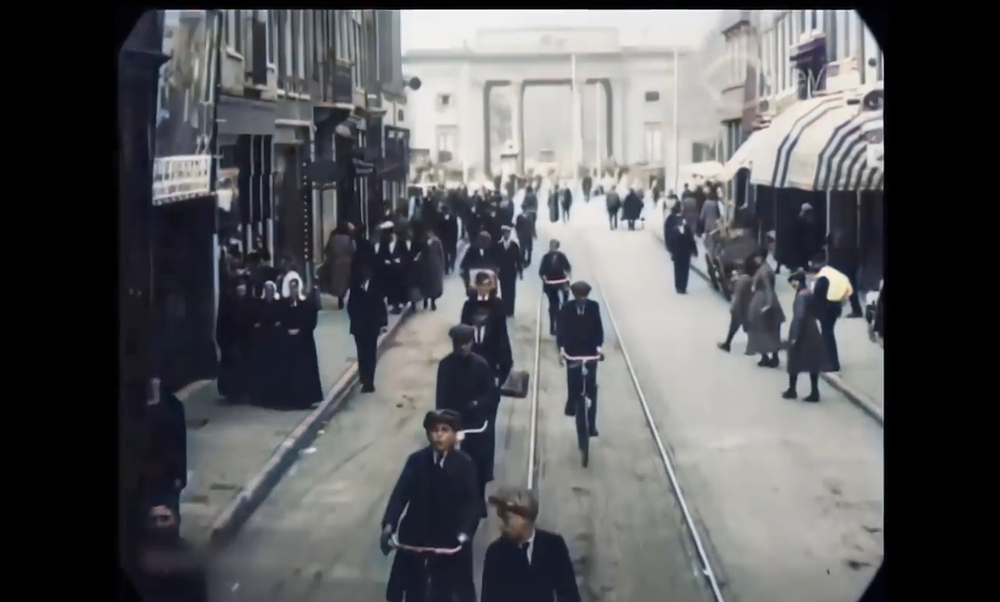 [Video] See vintage footage of the streets of Amsterdam in 1922