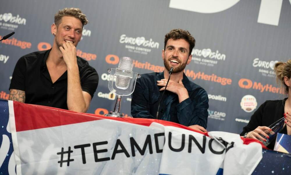 Two Dutch cities still in the running to host the Eurovision Song