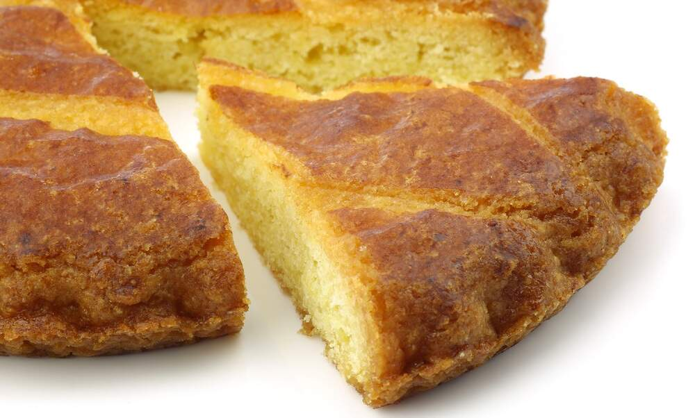[Video] How to make traditional Dutch boterkoek