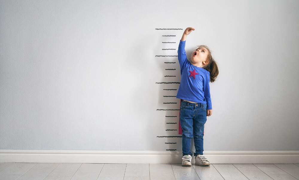 Dutch children are the tallest in the world