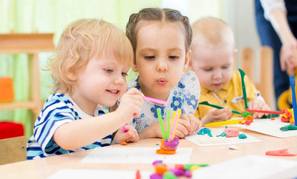 736.000 children in the Netherlands in day care