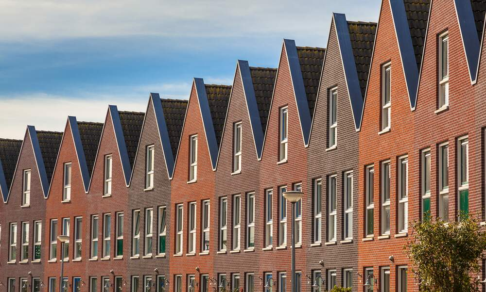 Dutch housing types