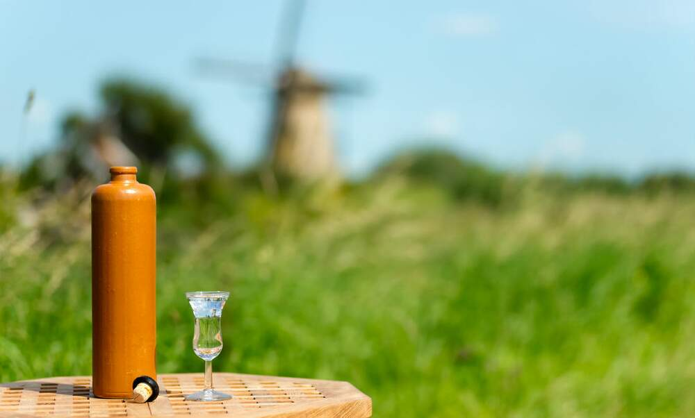 A brief history of Dutch jenever