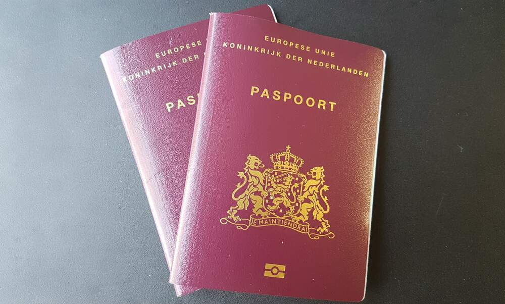 First gender-neutral passport in the Netherlands issued
